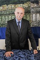 """Silvi, 12 maggio 2016, il Generale Mario Mori alla presentazione del suo ultimo libro """"Servizi e segreti"""" Photo: Adamo Di Loreto/BuenaVista*photo"""