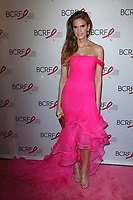 """Amy France attends The Breast Cancer Research Foundation """"Super Nova"""" Hot Pink Party on May 12, 2017 at the Park Avenue Armory in New York City."""