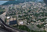 1992 May 25..Conservation.Lamberts Point...Looking North.ODU at top...NEG#.NRHA#..CONSERV: Lambert1 1:8