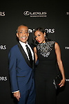 Activist, National Action Network Founder and MSNBC Politics Now Hos tRev. Al Sharpton and Aisha McShaw Attend BET Honors 2014 Honoring The Queen of Soul, Aretha Franklin, Motown Records Founder and Creator of the MOTOWN THE MUSICAL, Berry Gordy, American Express CEO & Chairman, Ken Chenault,Visual Artist Carrie Mae Weems and Entertainment Trailblazer Ice Cube. Hosted by Actor and Comedian, Wayne Brady Held at Warner Theater in Washington, D.C.