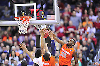 Syracuse defeated Indiana 61-50 during the NCAA Tournament East Regional at the Verizon Center in Washington, D.C. on Thursday, March 28, 2013.  Alan P. Santos/DC Sports Box