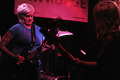 SEPTEMBER 7, 2012: Lazy Janes at Slims. Night two, Hopscotch 2012. (photo by Kim Walker, kimwalkerphoto.com)