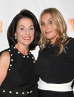 Beverly Hills, CA - NOVEMBER 18: Shiela Milstein, Nicole Fogel, At 14th Annual Lupus LA Hollywood Bag Ladies Luncheon At The Beverly Hilton Hotel, California on November 12, 2016. Credit: Faye Sadou/MediaPunch