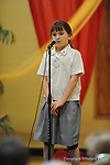 Oxford-University School's Charlotte Fye won the 4th grade competition of The Mississippi Association of Independent.Schools District I East Spelling Bee at the Oxford University United Methodist Church's Activity Center on Thursday, February 19, 2010..Schools participating are Kirk Academy, Marshall Academy, Magnolia Heights, North Delta, Regents, and Oxford University School.