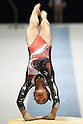 Yu Minobe (JPN), November 26, 2011 - Artistic Gymnastics : FIG Artistic Gymnastics World Cup, Tokyo Cup 2011 Women's Individual All-round at Ryogoku-kokugikan, Tokyo, Japan. (Photo by Daiju Kitamura/AFLO SPORT) [1045]
