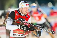 20141220: SLO, Biathlon - IBU Biathlon World Cup Pokljuka, Men 12,5 km Pursuit