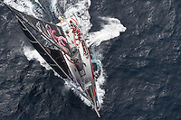 NEW ZEALAND, Tom Bowling Bay. 10th March 2012. Volvo Ocean Race Leg 4. PUMA Ocean Racing by BERG.