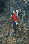 Hunting - Snowshoe Hare