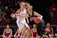 STANFORD, CA - November 20, 2016: Stanford wins 88-54 over Cal State Northridge (CSUN) at Maples Pavilion.