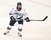 Mike Matczak (Yale - 7) - The Yale University Bulldogs defeated the Air Force Academy Falcons 2-1 (OT) in their East Regional Semi-Final matchup on Friday, March 25, 2011, at Webster Bank Arena at Harbor Yard in Bridgeport, Connecticut.