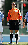 11 September 2005: Ford Williams. The University of North Carolina Tarheels defeated the University of South Carolina Gamecocks 2-0 in an NCAA Divison I men's soccer game at Fetzer Field in Chapel Hill, NC.