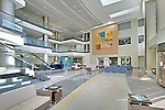 Interior design image of Virginia Hosptital Center in Arlington, VA by Architectural Photographer Jeffrey Sauers of Commercial Photographics