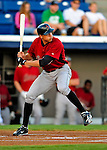 9 March 2009: Houston Astros' outfielder Hunter Pence at bat during a Spring Training game against the Washington Nationals at Space Coast Stadium in Viera, Florida. The Nationals defeated the Astros 8-6 in extra innings of the Grapefruit League matchup. Mandatory Photo Credit: Ed Wolfstein Photo