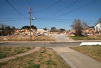 1991 February..Conservation.Cottage Line...ACQUIRED PROPERTY.CORNER OF GROVE & KINGSTON.AFTER DEMOLITION...NEG#.NRHA#..