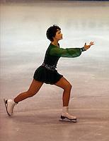 Annett Potzsch East Germany 1978 World Figure Skating Championships, Ottawa. Canada. Gold medal winner