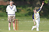 Parkstone Cricket Club against Bradford Abbas in Division 7 Saturday League..Match was held at Branksome Rec 30th April 2011.