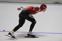 SCHAATSEN: CALGARY: Olympic Oval, 09-11-2013, Essent ISU World Cup, 1000m, Armin Hager (AUT), ©foto Martin de Jong