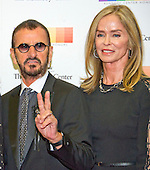 Ringo Starr and Barbara Bach arrive for the formal Artist's Dinner honoring the recipients of the 39th Annual Kennedy Center Honors hosted by United States Secretary of State John F. Kerry at the U.S. Department of State in Washington, D.C. on Saturday, December 3, 2016. The 2016 honorees are: Argentine pianist Martha Argerich; rock band the Eagles; screen and stage actor Al Pacino; gospel and blues singer Mavis Staples; and musician James Taylor.<br /> Credit: Ron Sachs / Pool via CNP