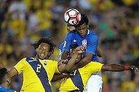 Copa America, Brazil (BRA) vs Ecuador (ECU), June 4, 2016
