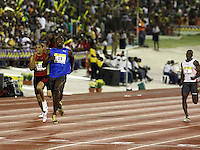 Jamaica National International Invitational Meet May 1st. 2010