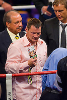 Karoly Balzsay (HUN) losing the world champion belt against Robert Stieglitz (GER) durint a WBO title match organized by Universum Production in Budapest, Hungary. Saturday, 22. August 2009. ATTILA VOLGYI
