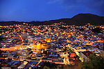 View from El Pipila, Guanajuato, Mexico