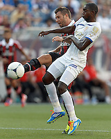AC Milan vs Olimpia, August 04, 2012