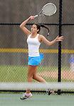 5-7-14, Skyline girl's tennis vs Monore