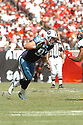 KYLE VANEN BOSCH, of the Tennessee Titans , in action during the Titans games against the Tampa Bay Buccaneers , in Tampa Bay, FL on October 14, 2007.  ..The Buccaneers won the game 13-10...COPYRIGHT / SPORTPICS..........