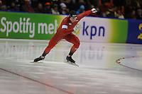 SCHAATSEN: HEERENVEEN: IJsstadion Thialf, 07-02-15, World Cup, 500m Men Division A, Espen Aarnes Hvammen (NOR), ©foto Martin de Jong