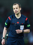 St Johnstone v Celtic&hellip;.McDiarmid Park, Perth.. 11.05.16<br />Referee Willie Collum<br />Picture by Graeme Hart.<br />Copyright Perthshire Picture Agency<br />Tel: 01738 623350  Mobile: 07990 594431