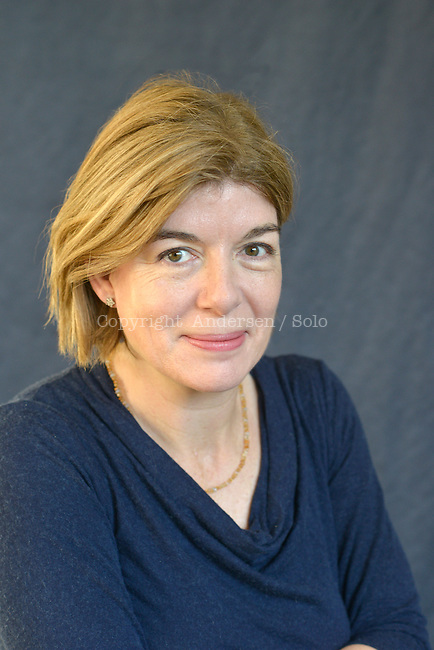 Claire Messud, American writer in 2017.