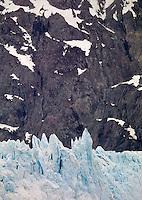 Glacier Spires