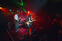 "Sodared play live at The Fox, Lewisham, to launch their album ""Josephine Avenue"""