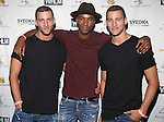 "Wilhelmina's Fashion Week Party in celebration of the first-ever Men's NYFW and their top male models, known as the 'Wolf Pack'. DJing the event *Honey Dijon* and a special performance by *GIA*, who debuted""Wilhelmina's Walk"" Held at  Marquee, NY"