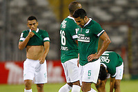 O'Higgins vs. Deportivo Cali. Santiago de Chile, 19-02-2014
