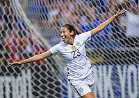 USWNT vs Trinidad & Tobago, Thursday, December 10, 2015