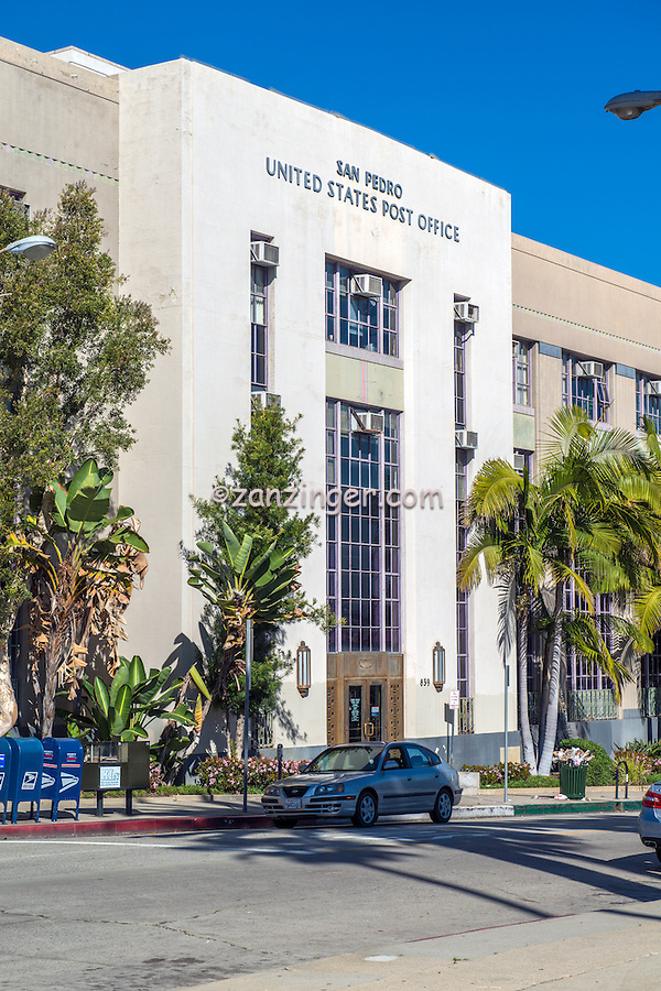Usps Long Beach California