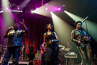 LAS VEGAS, NV - APRIL 15: Toots and The Maytals at Brooklyn Bowl in Las Vegas, Nevada  on April 15, 2017. <br /> CAP/MPI/GDP<br /> &copy;GDP/MPI/Capital Pictures
