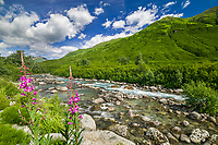 Little Susitna river, near Hatcher Pass, Alaska