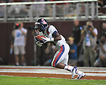 Ole Miss running back Jaylen Walton (6) vs. Alabama at Bryant-Denny Stadium in Tuscaloosa, Ala. on Saturday, September 29, 2012. Alabama won 33-14. Ole Miss falls to 3-2.