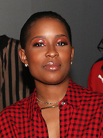 NEW YORK, NY - SEPTEMBER 10, 2016 Dej Loaf attends the Alexander Wang Fashion Show after party September 10, 2016 at Pier 94 in New York City. Photo Credit: Walik Goshorn / Mediapunch