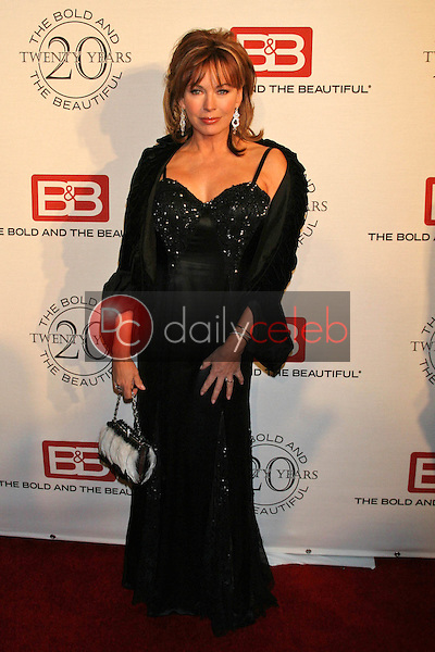 Lesley-Anne Down<br />at the celebration for &quot;The Bold and The Beautiful&quot; 20 years on air. Rodeo Drive, Beverly Hills, CA. 03-24-07<br />Dave Edwards/DailyCeleb.com 818-249-4998
