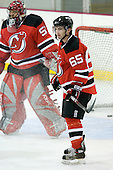 (Jason Smith) Joe Rooney takes part in the third session on Saturday, September 15, 2007 of the New Jersey Devils training camp on Rink 2 of the Richard E. Codey Arena at South Mountain in West Orange, New Jersey...