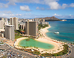Hilton Hawaiian Village, Waikiki, Oahu, Hawaii