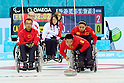 Wheelchair Curling: 2014 Paralympic Winter Games