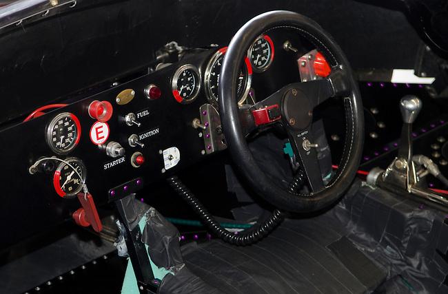 Shadow CanAm cockpit
