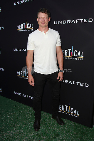 HOLLYWOOD, CA - JULY 11: Philip Winchester at the premiere of Undrafted at the Arclight in Hollywood, California on July 11, 2016. Credit: David Edwards/MediaPunch