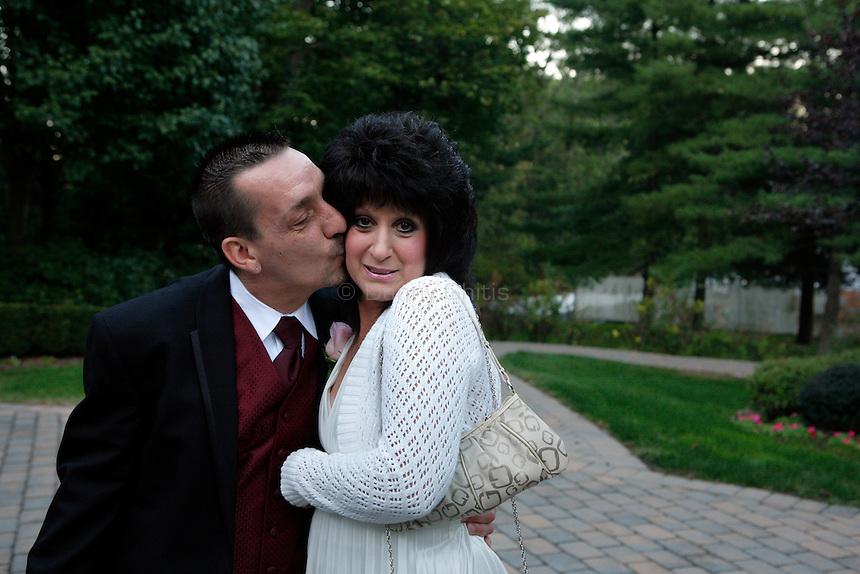 Wedding culture around New York City.