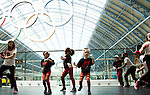 Big Dance at Kings Cross & Pancras Station